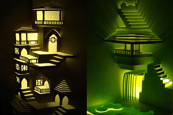 Architectural Paper Craft