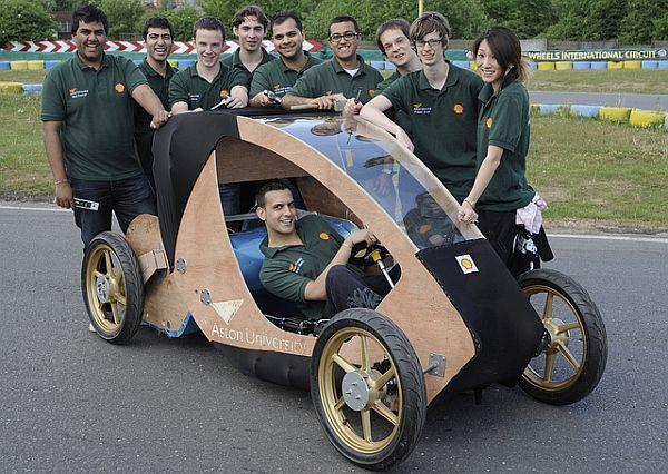 Hydro pod by Aston university