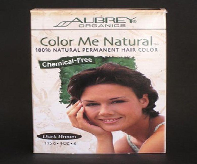Aubrey Organic, color me natural