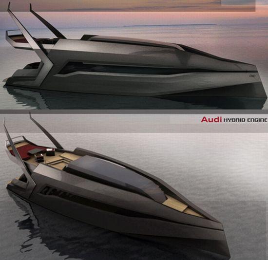 audi yacht concept1