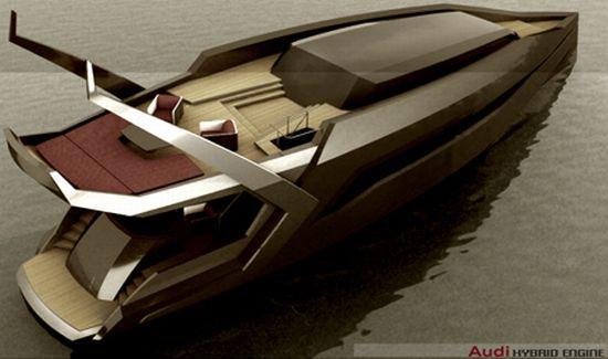 audi yacht concept4