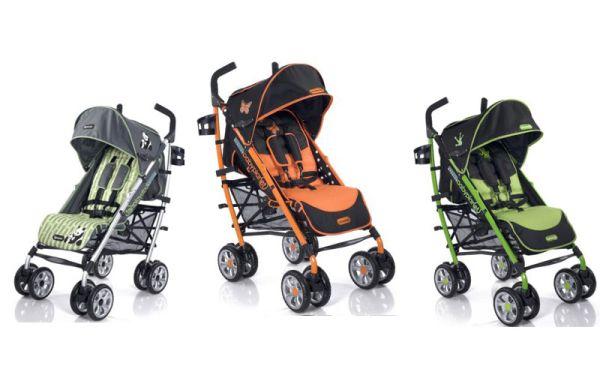 Baby Planet Endangered Species Lightweight Stroller