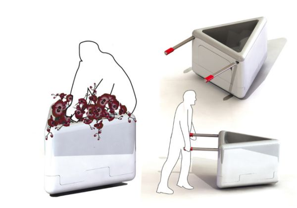 Babylon portable mini gardening system