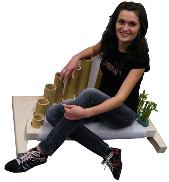 bamboo friendly chair 2