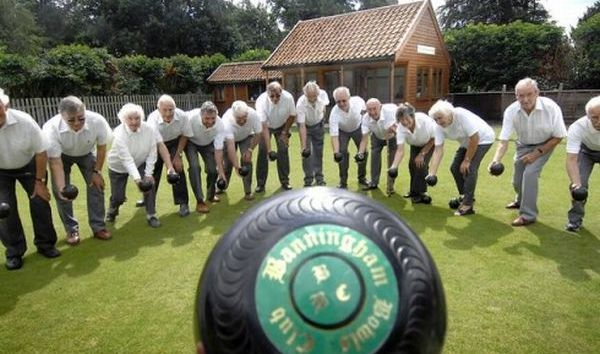 Banningham Bowls Clubhouse