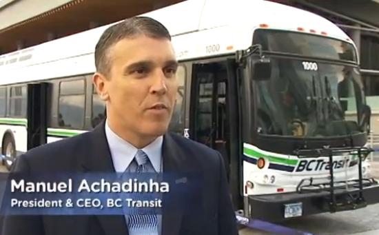 bc hydrogen bus