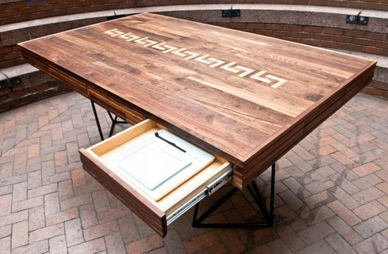 best banquet 10 drawer table 2