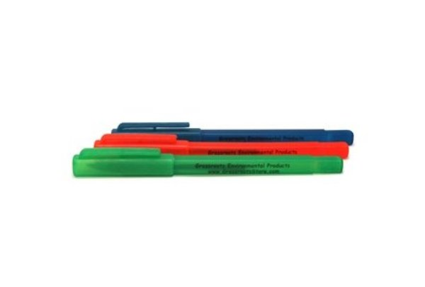 Biodegradable pens from Grassroots