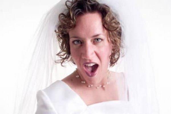 Biodegradable wedding dress