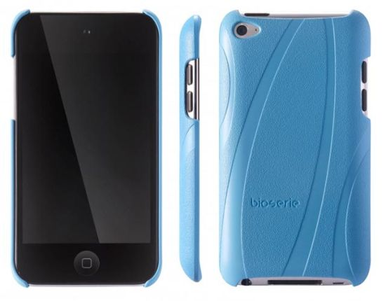 bioserie plant ipod touch 4g case