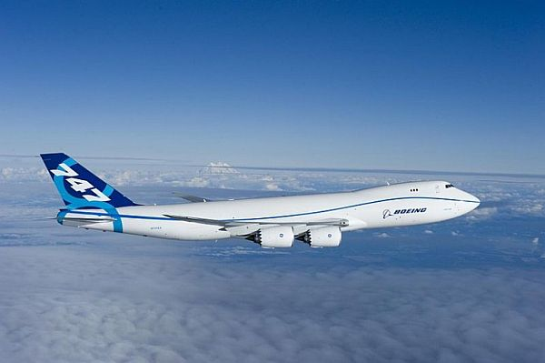 Boeing 747-8 Freighter