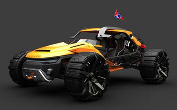 Bowler Raptor Concept