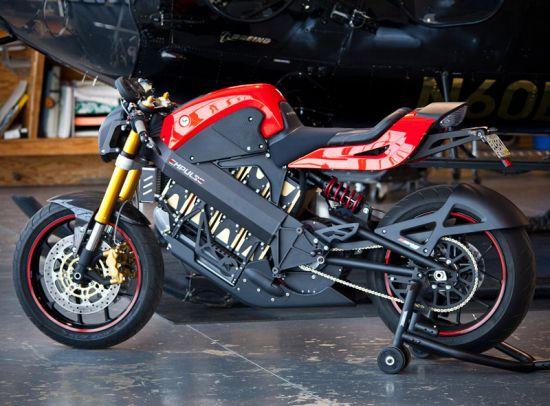 brammo empulse electric motor bike 2