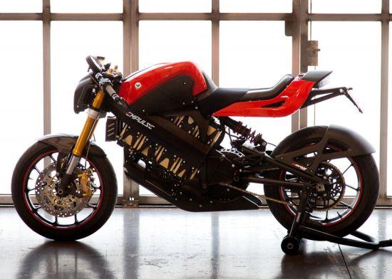 brammo empulse electric motor bike 3