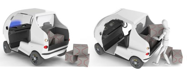 Bug-E electric vehicle
