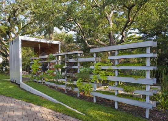 building studio botanical garden