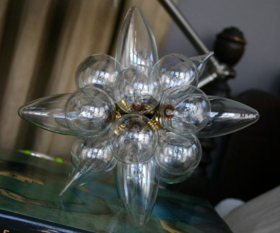 bulb sculpture 2