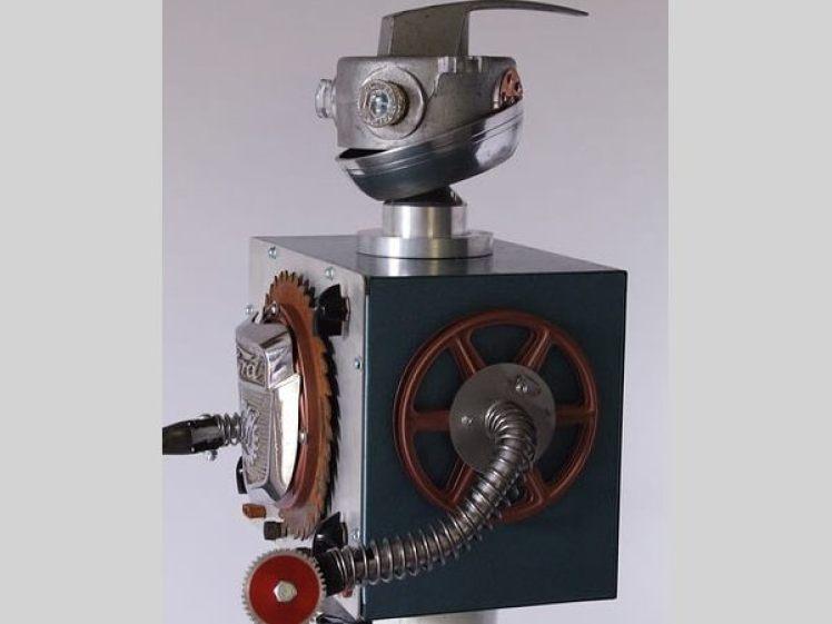Buzz Robot