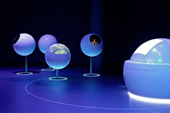 cern universe of particle exhibition 5