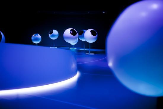 cern universe of particle exhibition 8