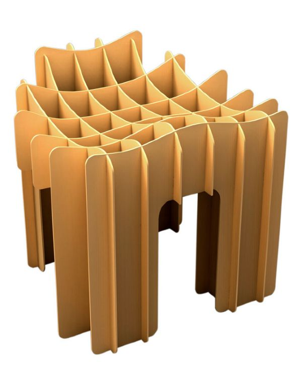 Chardboard Chair