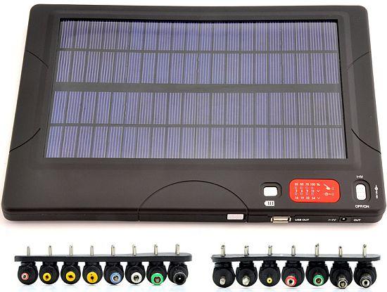 chinavision solar charger
