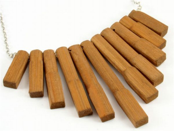 Chopstick Necklace