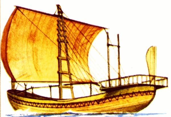 Egyptian boat