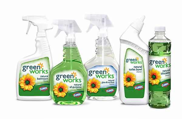 Clorox Green Works