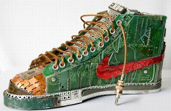 computer part sneakers