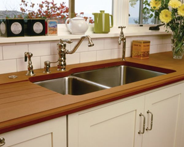 Counter the Granite Trend with 'Green' Countertops