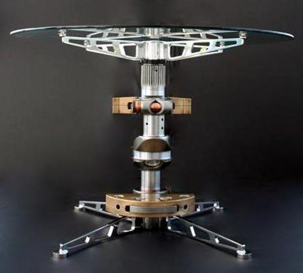 Curtiss Wright crankshaft table