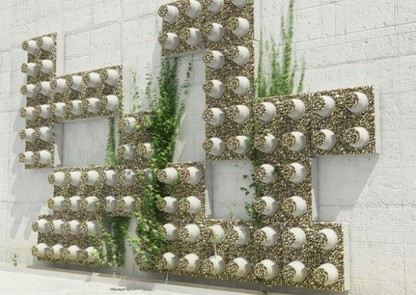 D-Eco Bricks Beautiful Wall Decor