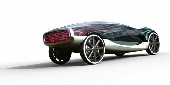 david seesign symbiosis concept vehicle 10