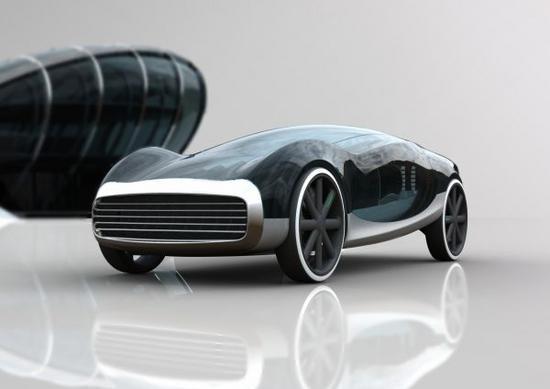 david seesign symbiosis concept vehicle 9