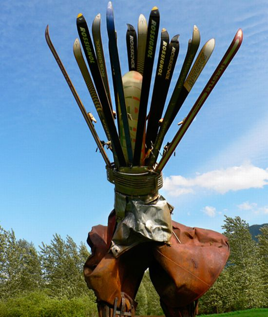 davide pans wildlife sculptures 6