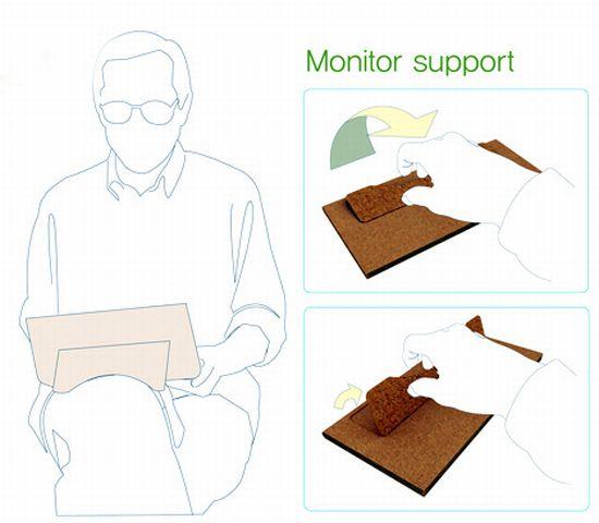 disposable paper laptop 3
