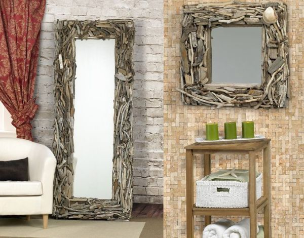 eco friendly driftwood mirrors 1