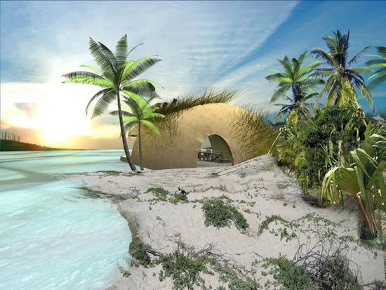 eco resort of the future 1