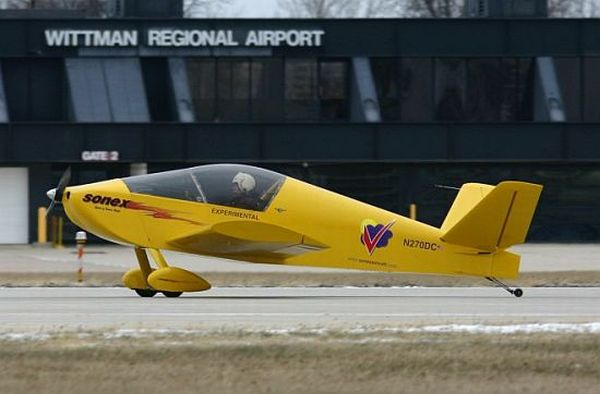 Eco friendly DIY aircrafts
