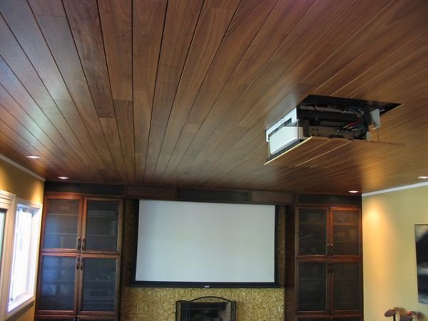 Eco friendly home theater