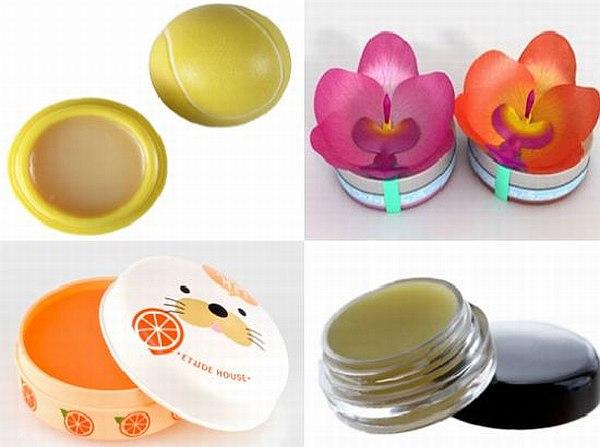 Eco friendly lip balm
