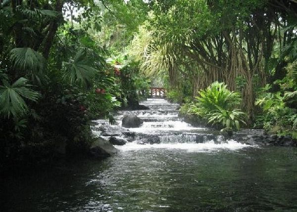Eco friendly spas