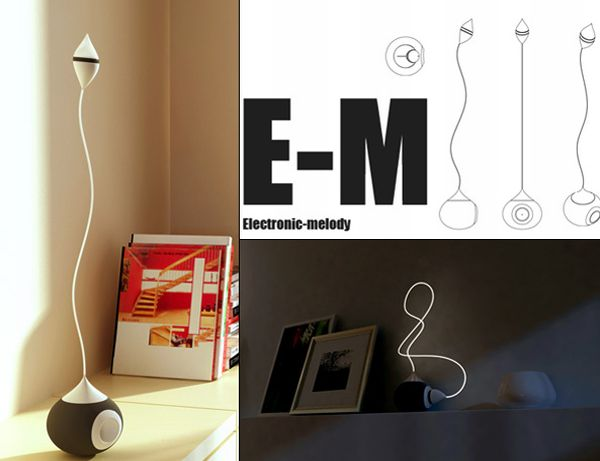 E-M – Electronic Melody Lamp