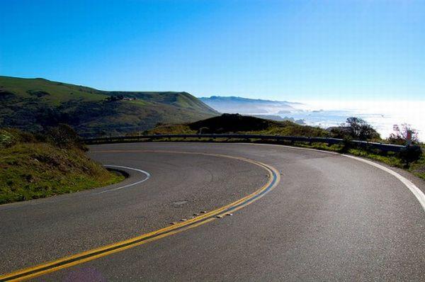 Energy generating road