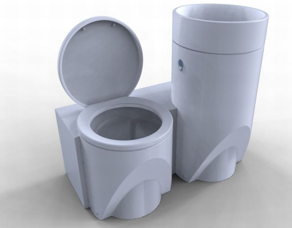 Equa eco-friendly sink/ toilet