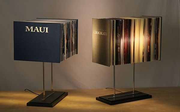 Erdem book lamp