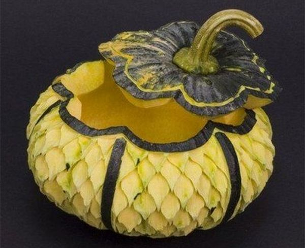 fruit and vegetable sculptures 3