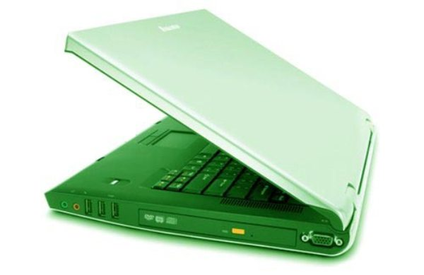 Fuel Cell powered Laptop