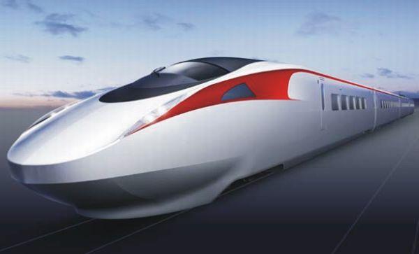 Fuel efficient and low noise train